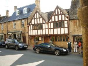 Village High Street